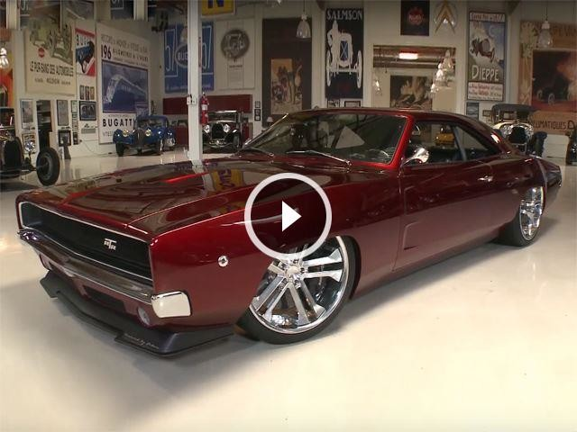 A Swedish Volvo Salesman Stuffed A Viper V10 Into A 1968 Dodge Charger