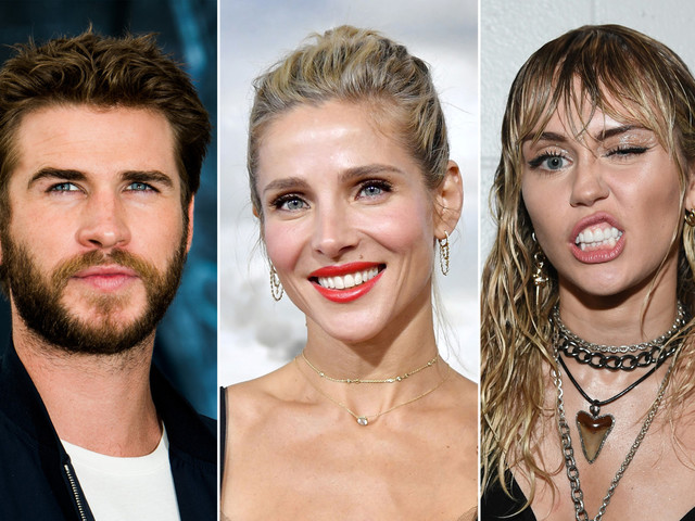 Chris Hemsworth's wife thinks Liam 'deserves much better' than Miley Cyrus