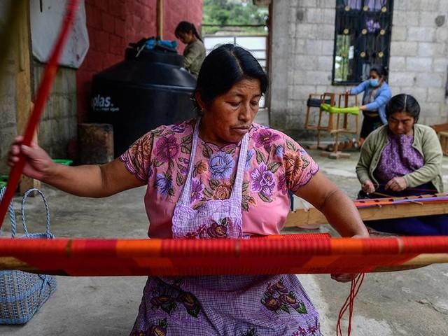 Mexico's indigenous weavers seek international recognition