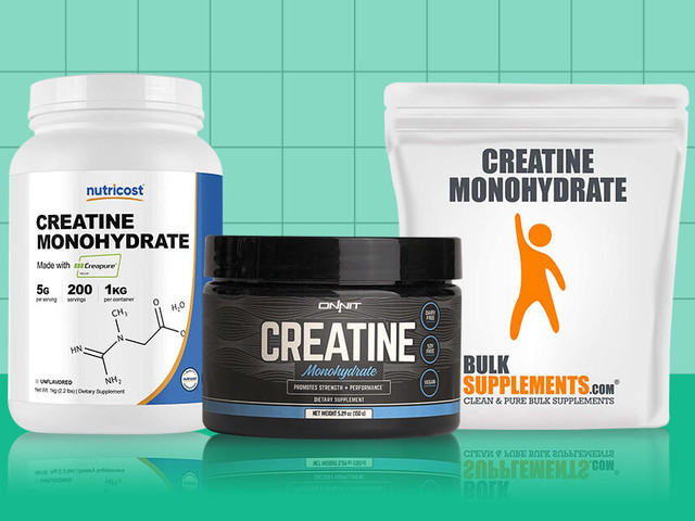 Stay Monohydrated! The 7 Best Creatine Supplements for Women