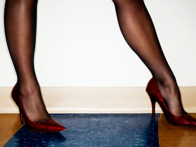 Drag Queen Prostitute Visits Texas School