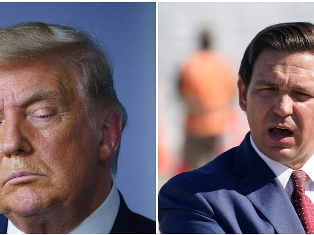 Here's what GOP insiders are saying about the 2024 presidential field: It's still Trump's party, but it's Ron DeSantis' moment.