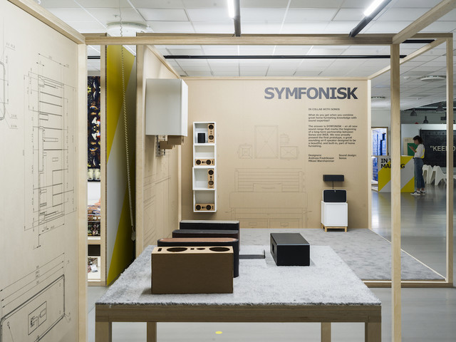 IKEA, Sonos Redefine the 'Bookshelf Speaker' (Even Though No One Asked Them To)
