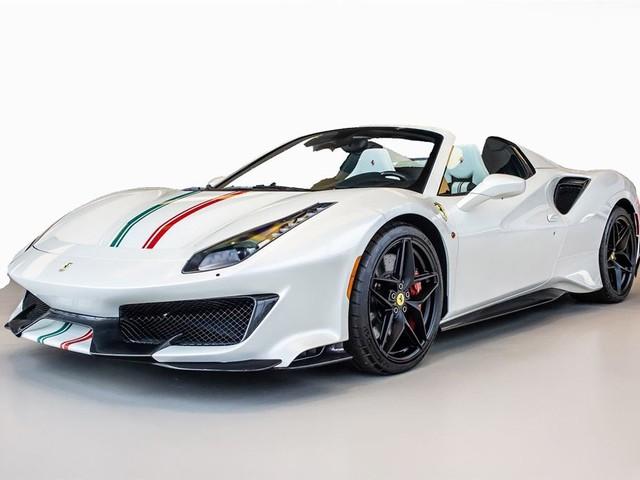 """2020 Ferrari 488--Pista--Spider """"PRICED IN CANADIAN DOLLARS"""""""