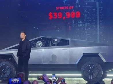 "Elon Musk Claims There's Already 187,000 ""Orders"" For Tesla's Cybertruck"