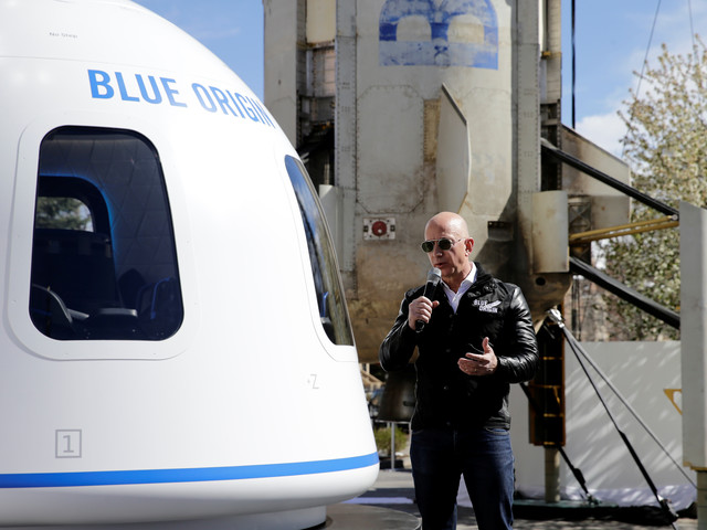 Blue Origin gets FAA approval for its first human spaceflight on July 20th