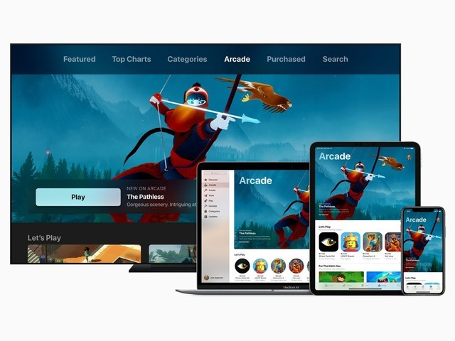 Apple Reportedly Investing $500 Million Towards Apple Arcade