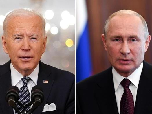 Biden 'Confronts' Putin Over Recent Hacks, Underscores Need To Disrupt Ransomware Groups