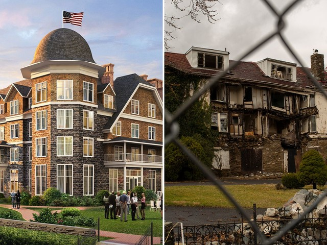 Death threats and illegal voting: The war over a luxury resort in Harpers Ferry