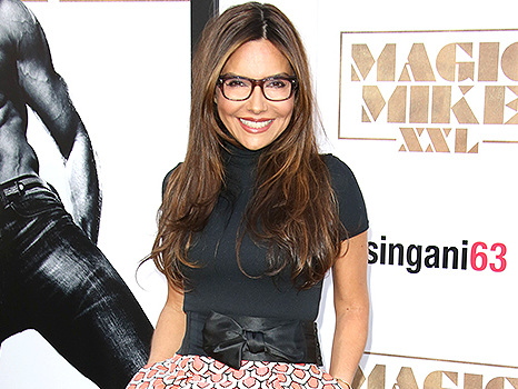 Vanessa Marcil & Her Son Kassius Support Ex Brian Austin Green At 'DWTS' Premiere — See Pic