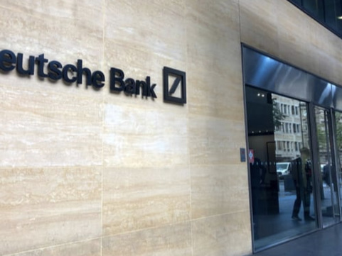 A Sinking Deutsche Bank Faces An Existential Question: How Much Can It Spend On Bonuses?