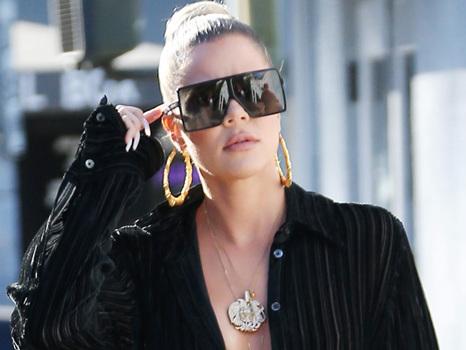 Khloe Kardashian Slammed As A 'Lunatic' & 'Psycho' After Wild Fight With Friends On Girls' Trip