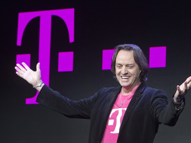Sprint, T-Mobile To Merge Creating $146 Billion Wireless Giant With 127 Million Customers