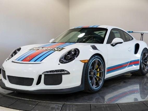2016 Porsche 911--GT3--RS