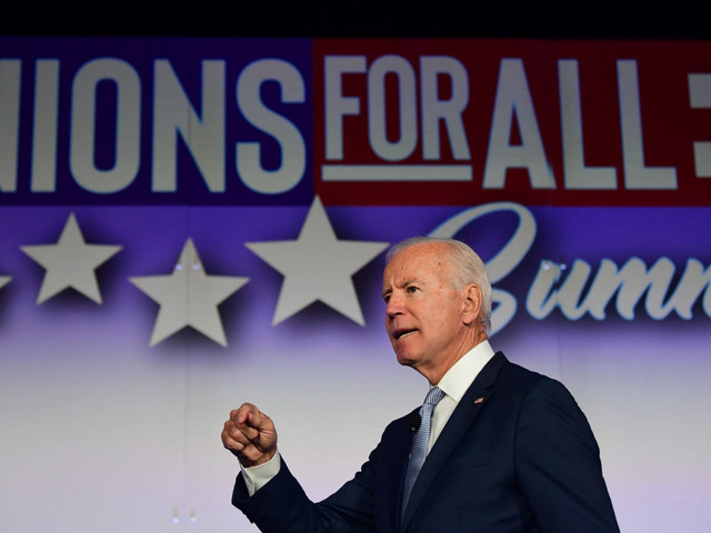 White House Task Force Is Payoff to Biden's Union Cronies