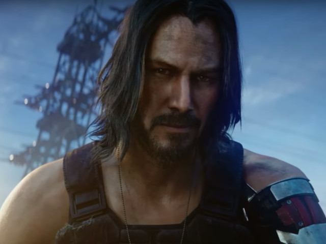 Keanu Reeves is in Cyberpunk 2077, and he's extremely excited about it