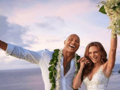 "Meet Laura Hashian — Dwayne ""The Rock' Johnson's New Wife And Baby Mama"