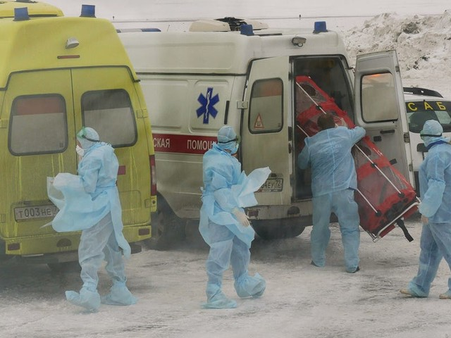 A Russian woman concocted an elaborate plan to escape coronavirus quarantine. Now she's being sued for threatening the health of others
