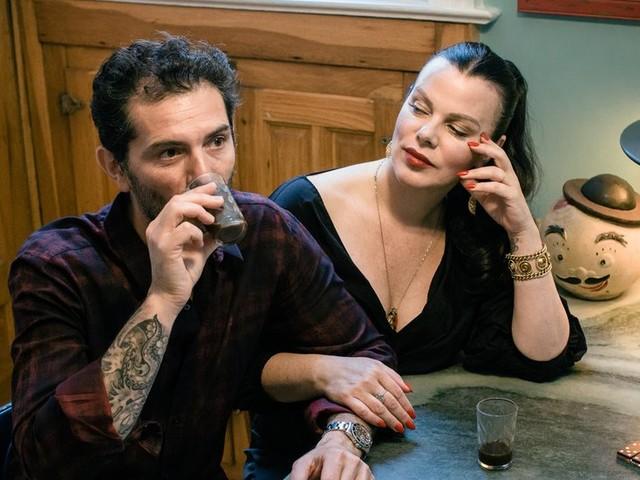 IT'S NO SECRET: Debi Mazar and Gabriele Corcos: 'Create Some Mystery'