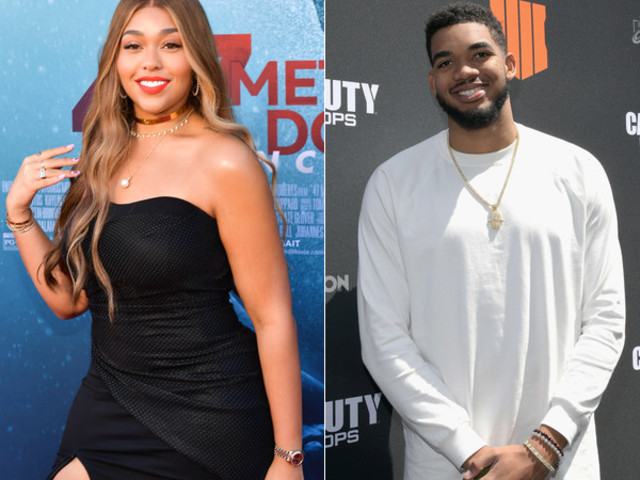 Jordyn Woods Responds To NBA Star Karl-Anthony Towns Dating Rumors After They Were Spotted Furniture Shopping Together
