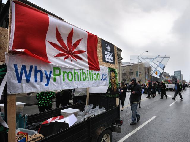 Marijuana Is Now Legal In Canada