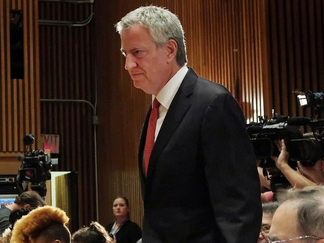 Justin Haskins: De Blasio's 'robot tax' sounds like a joke – but hopeless presidential candidate is serious