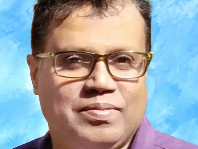 Raja Mukhopadhyay, Poetry-Loving Police Officer, Dies at 50