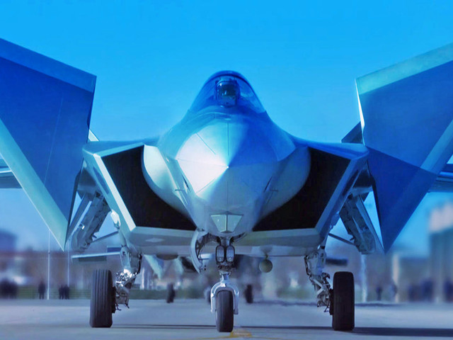 China's Secretive Stealth Fighter Is Finally Combat-Ready