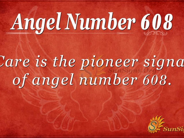Angel Number 608 Meaning: Personal Growth
