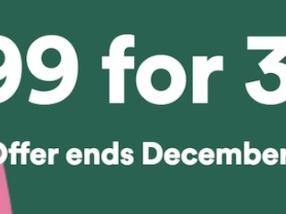 Spotify Launches Holiday Sale: New Users Can Get Three Months of Premium for $0.99