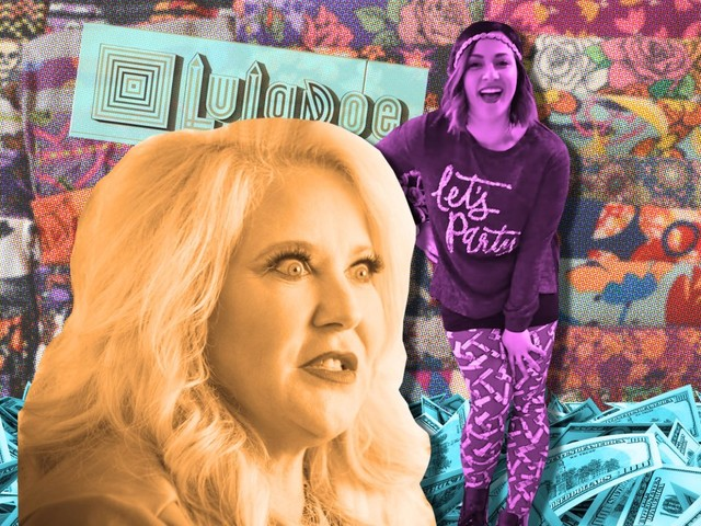 How LuLaRoe cost some women their homes, cars, savings, and marriages