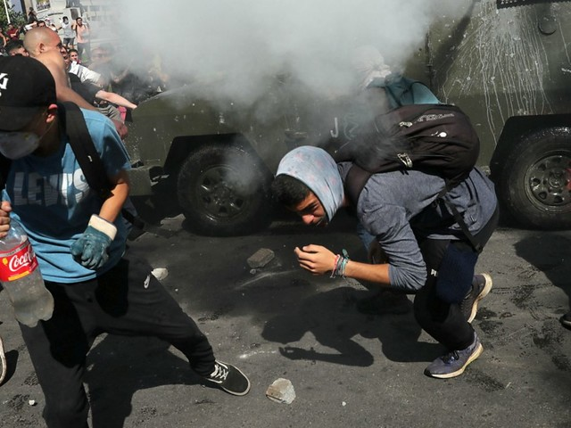 'We are at war': Chile's president extends state of emergency after deadly riots