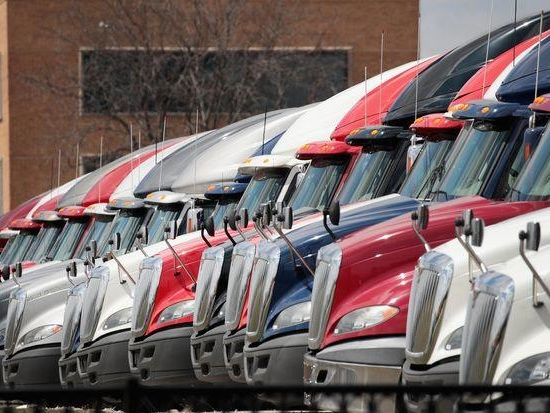 November Heavy Duty Truck Orders Resume Collapse, Down 39% To Weakest Since 2015