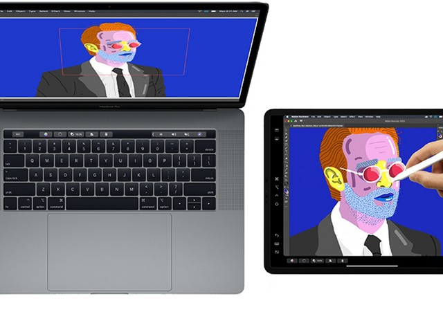 macOS Catalina and iPadOS: How the New Sidecar Feature Works to Turn an iPad Into a Secondary Mac Display