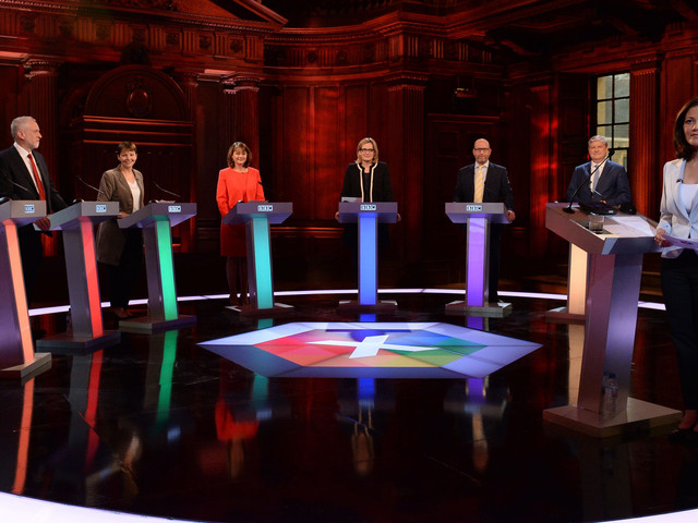 BBC Election Debate 2017: 5 Times Theresa May Was Burned For 'Not Bothering' To Turn Up
