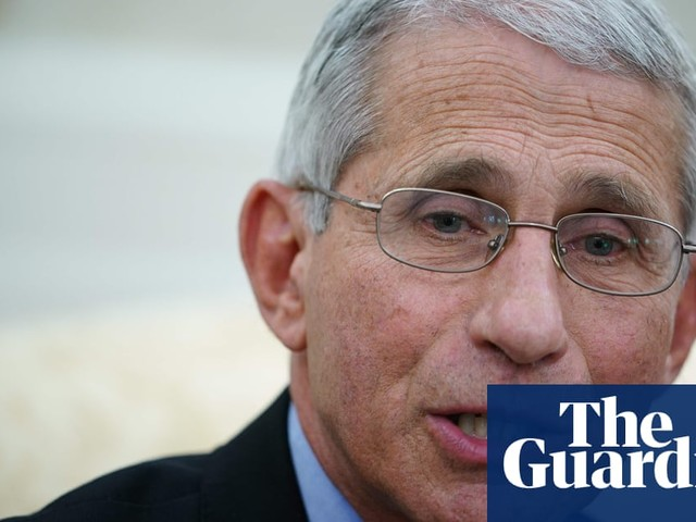 Fauci says his contact with Trump has 'dramatically decreased'
