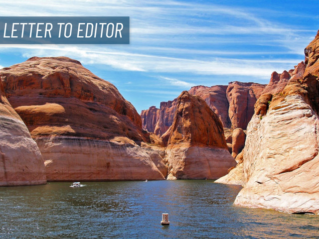 Letter to the Editor: County commissioner touts Lake Powell Pipeline as key to future of Utah's Dixie