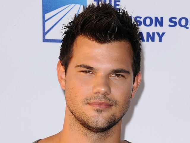 Taylor Lautner Is on the Rebound
