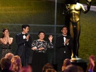 'Parasite' win best ensemble at Screen Actors Guild Awards