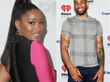 OH?! 'Bachelorette' Star Mike Johnson Decided To Shoot His Shot At Keke Palmer On Live TV