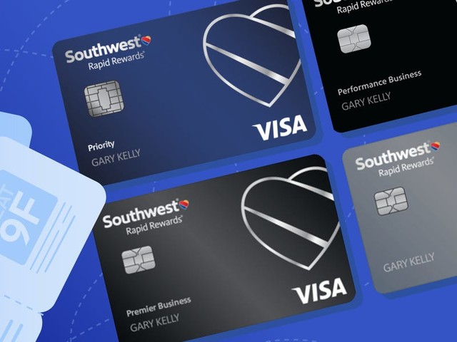Southwest has 5 different credit cards for earning points and enjoying flight perks — here's how to decide which is best for you