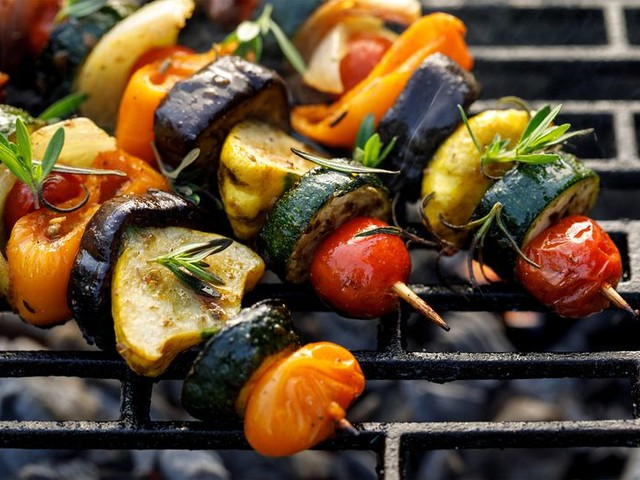 35 Meatless Recipes for Grill Season