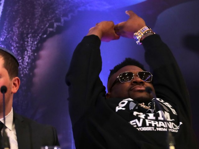Report: Jarrell Miller fails drug test, Anthony Joshua fight in jeopardy