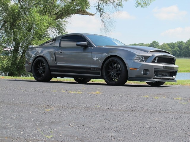 2013 Ford Mustang--Shelby--GT500