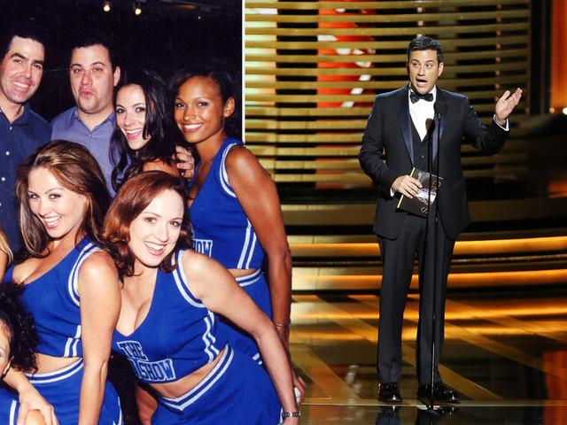 The evolution of Jimmy Kimmel's career
