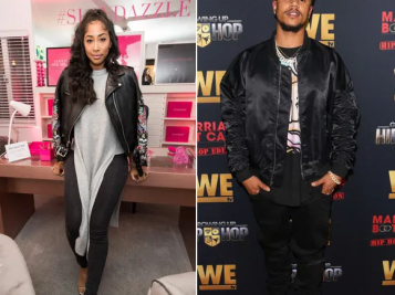 Fizz & Apryl Jones Finally Make It Official After He Spills Love Life & B2K Tea On Tiffany Pollard's New Show