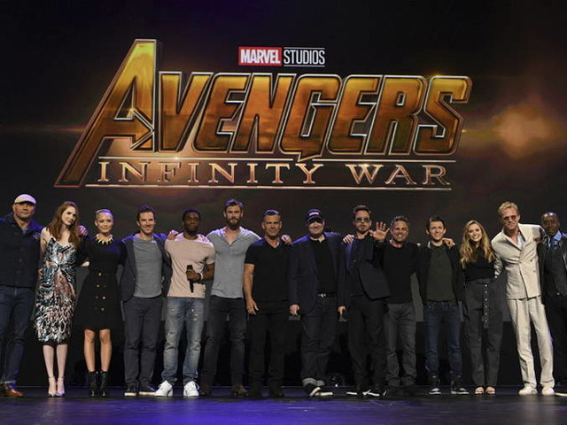 First Avengers: Infinity War Trailer Released