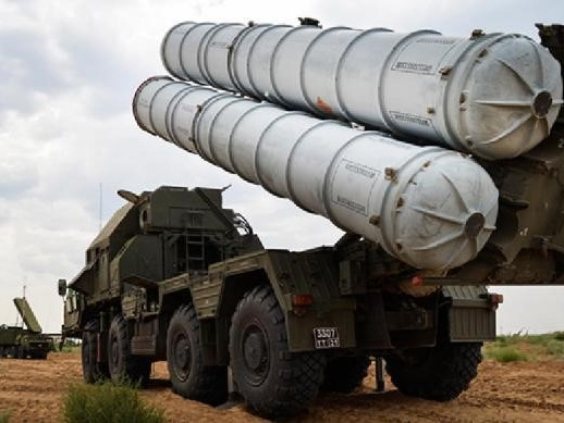 Russia Says No S-300 Missiles For Syria After Netanyahu Visit
