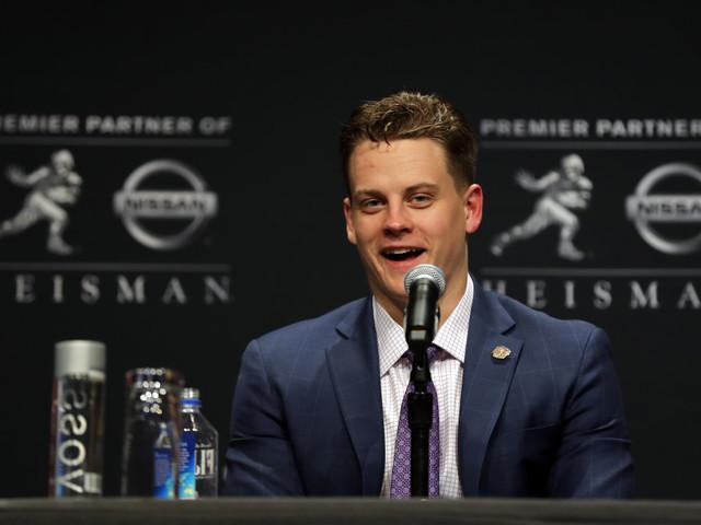 LSU QB Joe Burrow wins 2019 Heisman Trophy in record-breaking landslide