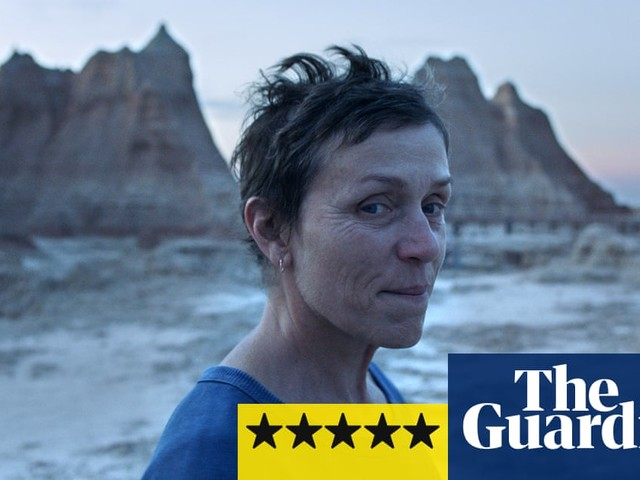 Nomadland review – Frances McDormand delivers the performance of her career